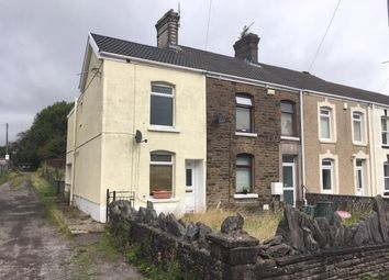 Thumbnail 2 bed end terrace house to rent in Frederick Place, Llansamlet, Swansea