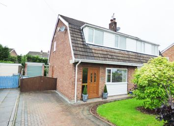 Thumbnail 3 bedroom semi-detached house for sale in Highfield Road, Hazel Grove, Stockport