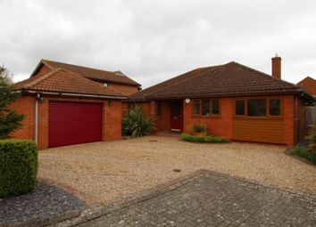 Thumbnail 4 bed detached bungalow for sale in Rowsham Dell, Giffard Park