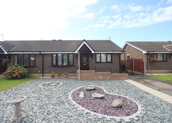 Thumbnail 3 bed semi-detached bungalow for sale in Lochinch Close, Blackpool