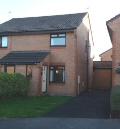 Thumbnail 2 bed link-detached house to rent in Laleston Close, Porthcawl