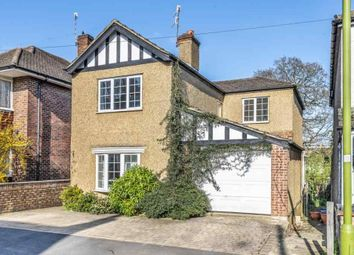 Thumbnail 4 bed detached house for sale in Meadowbank, Alexandra Road, Kings Langley