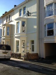 Thumbnail 1 bed flat to rent in Garden Crescent, West Hoe, Plymouth, Plymouth