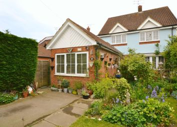 Thumbnail 4 bed detached house for sale in Bullens Green Lane, Colney Heath, St. Albans