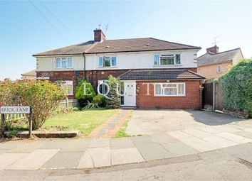 Thumbnail 5 bed semi-detached house for sale in Brick Lane, Enfield