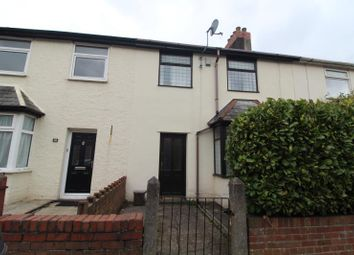 Thumbnail 3 bed terraced house to rent in Station Road, Llandaff North, Cardiff