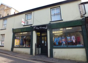 Thumbnail Commercial property for sale in Broad Street, Blaenavon, Pontypool