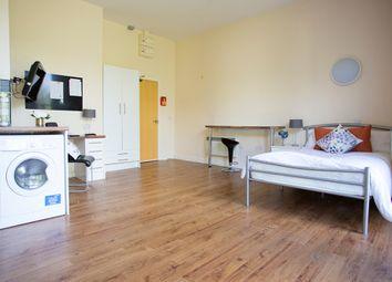 Thumbnail Studio to rent in Fairholme Road, London
