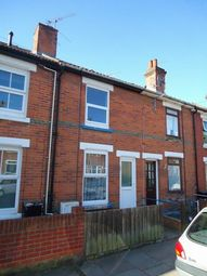 Thumbnail 2 bed terraced house to rent in Barrington Road, Colchester, Essex