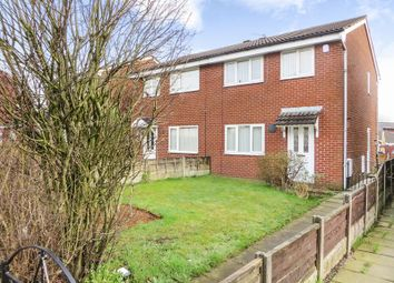 Thumbnail 3 bedroom semi-detached house for sale in Ainsworth Road, Radcliffe