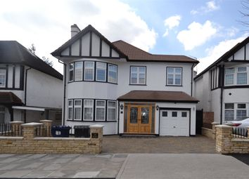 Thumbnail 4 bed detached house to rent in Millway, London