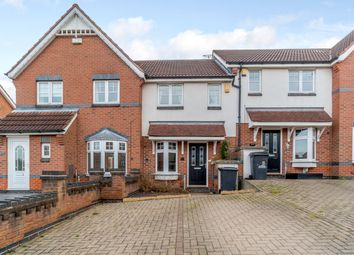 Thumbnail 2 bed terraced house for sale in Barling Drive, Ilkeston, Derbyshire