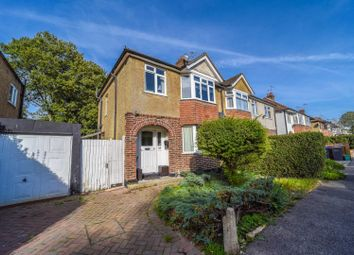 Thumbnail 3 bed semi-detached house to rent in Chobham Road, Ottershaw, Chertsey