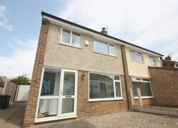 Thumbnail 3 bed semi-detached house to rent in Eastwood Grove, Garforth, Leeds