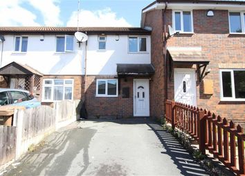 Thumbnail 2 bedroom terraced house for sale in Kersal Way, Salford