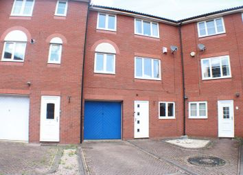 Thumbnail 3 bed town house to rent in Terminus Terrace, Southampton