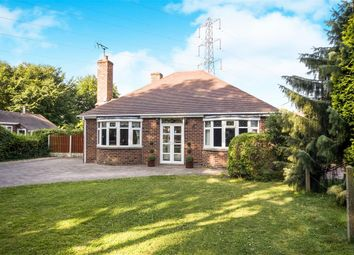 Thumbnail 2 bed detached bungalow for sale in Wharf Road, Crowle, Scunthorpe