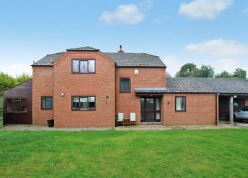 Thumbnail 4 bed detached house for sale in Eau Withington, Hereford
