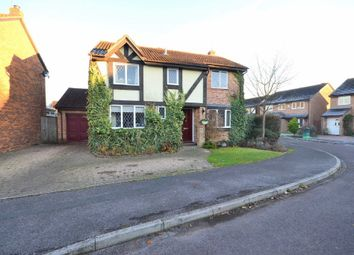 Thumbnail 4 bed detached house for sale in Holmer Crescent, Up Hatherley, Cheltenham