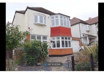 Thumbnail 4 bed detached house to rent in Mount Avenue, Westcliff On Sea