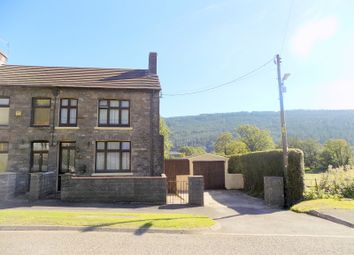 Thumbnail 2 bed semi-detached house for sale in Pentreclwyda, Resolven, Neath, Neath Port Talbot.
