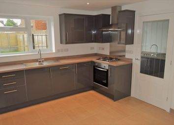 Thumbnail 3 bed town house for sale in Tilia Close, Off Nursery Road, Leicester