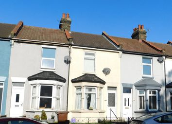 Thumbnail 3 bed terraced house to rent in Frindsbury Road, Frindsbury, Strood