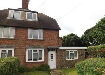 Thumbnail 3 bed semi-detached house to rent in Whydown, Bexhill-On-Sea, East Sussex