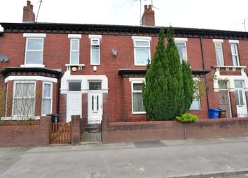 Thumbnail 2 bedroom terraced house for sale in Carrington Road, Portwood, Stockport