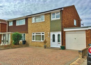 3 bed semi-detached house for sale in Frobisher Close, Eastbourne BN23