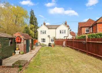 The Street, Ripe, Lewes BN8. 2 bed cottage for sale
