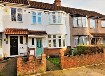 Thumbnail 3 bed terraced house for sale in Warrington Gardens, Hornchurch