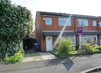 Thumbnail 3 bed semi-detached house for sale in Ribchester Drive, Bury