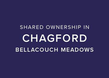 Thumbnail 2 bed semi-detached house for sale in 10 Lords Meadow, Chagford, Newton Abbott, Devon