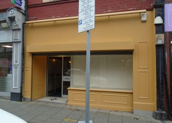 Retail premises to let in Holton Rd, Barry CF63