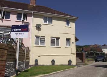 Thumbnail 2 bed end terrace house for sale in The Rows, Worle, Weston-Super-Mare