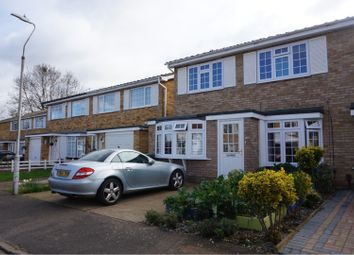 Thumbnail 3 bed semi-detached house to rent in Scott Close, Aylesford
