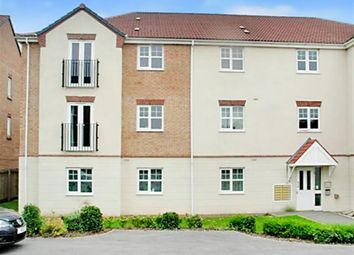 Thumbnail 2 bed flat to rent in Redwood Close, Bilborough