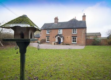 Thumbnail 3 bedroom detached house to rent in Pinfold Lane, Almington, Market Drayton