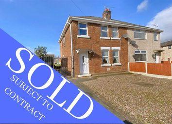 Thumbnail 3 bed semi-detached house for sale in Queens Avenue, Connahs Quay, Flintshire