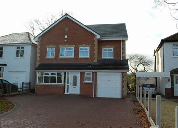 Thumbnail 5 bedroom detached house to rent in Castlecroft Road, Wolverhampton Street
