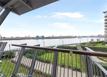 Thumbnail 2 bed flat for sale in Vanguard Building, 18 Westferry Road