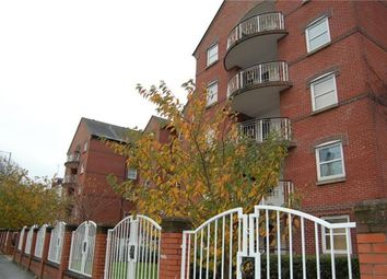 Thumbnail 1 bed flat to rent in Melrose Apartments, Hathersage Rd, Victoria Park, Manchester