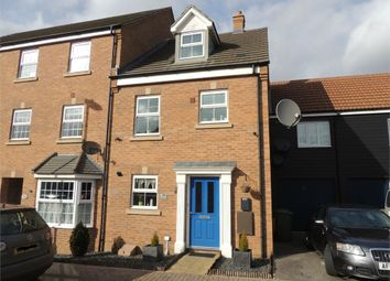Thumbnail 3 bed town house for sale in Rushmeadow Crescent, Downham Market