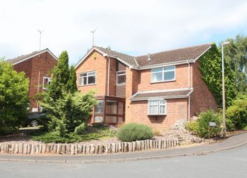 Thumbnail 5 bed detached house for sale in Brookside Way, Kingswinford