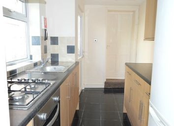 Thumbnail 3 bed terraced house to rent in Victoria Road, Newcastle-Under-Lyme