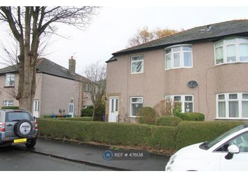 Thumbnail 3 bed flat to rent in Bearford Drive, Glasgow