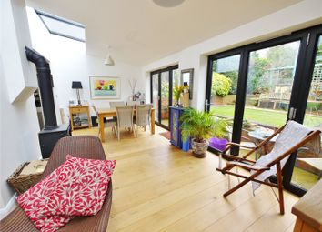 Thumbnail 4 bed detached house for sale in Headley Chase, Warley, Brentwood, Essex