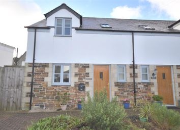 Thumbnail 3 bed end terrace house for sale in Back Lane, St. Keverne, Helston