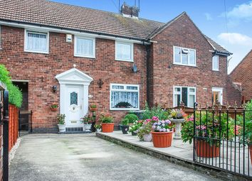 Thumbnail 3 bed terraced house for sale in Chapelfields Road, York, North Yorkshire